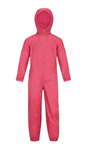 wetplay Puddle Splash Rain Suit Waterproof All in One Kids Rainsuit Childrens Childs Boys Girls