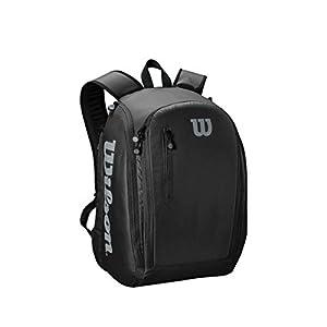31ETKtyNuTL. SS300  - Wilson Tour Backpack Mochila de tenis, Unisex