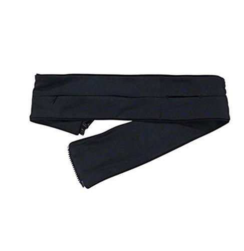 OOFWY Running Belt Waist Pack, leichte Outdoor Sports Fanny Pack Taille Tasche Tasche D