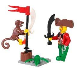 LEGO 7081: Harry Hardtack and Monkey