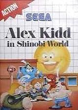 Master System - Alex Kidd in Shinobi World