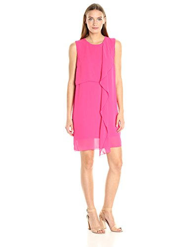 french-connection-womens-james-sheer-dress-pink-hot-primrose-10
