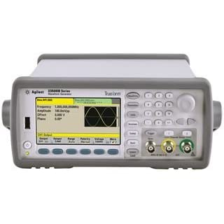 AGILENT TECHNOLOGIES 33510B GENERATOR, WAVEFORM, 20MHZ, 2 CH