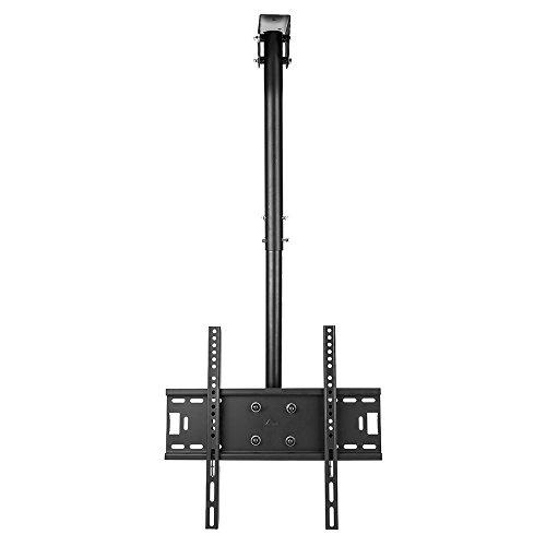 vemount Heavy Duty TV Deckenhalterung Halterung passend für die meisten 32404249127cm LCD LED Plasma Monitor Flat Panel Display Smart TV mit Schwenk- und neigbar (Panel Plasma)