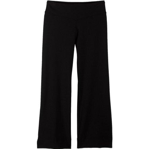prAna–Damen Diane Capri xl schwarz (Prana Kleidung Damen-hosen)