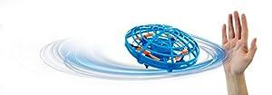Revell Control- Magic Mover Quadcopter, Color azul (24106)