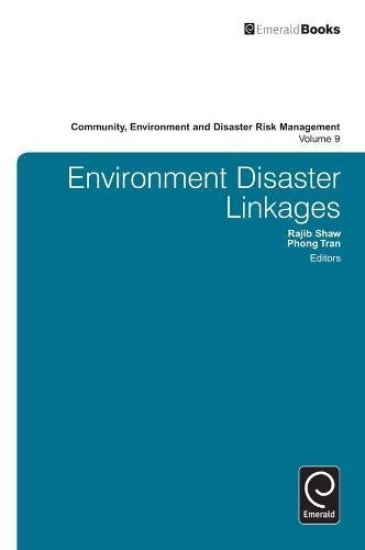 9: Environment Disaster Linkages (Community, Environment and Disaster Risk Management)