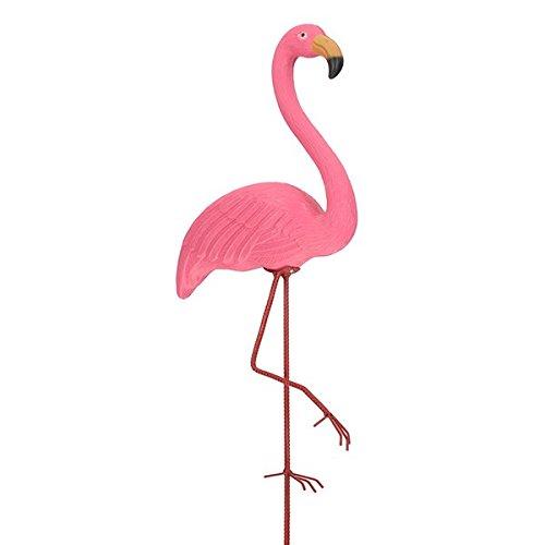 Garten-Dekoelement Flamingo 62,5 cm - Flamingo Garten Pink