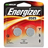 Lithium Batteries,3.0 Volt,For CR2025/DL2025/LF1/3V,2/PK, Sold As 2 Package