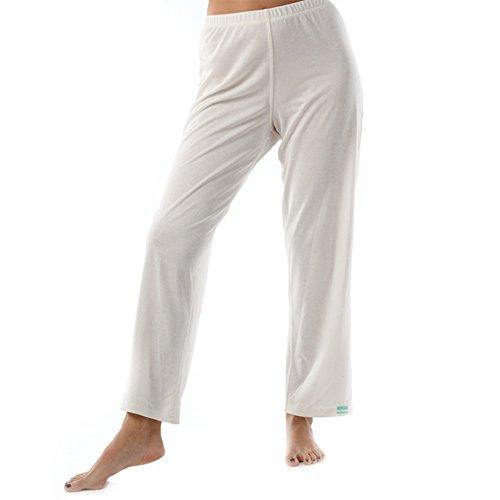 Tepso - Bas de pyjama - Femme * taille unique Ivoire