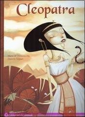 Cleopatra por Marie de Prémonville