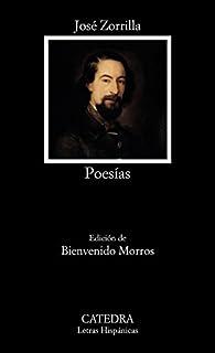 Poesías par José Zorrilla
