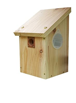 Wildlife World Camera Ready Nest Box from Wildlife World