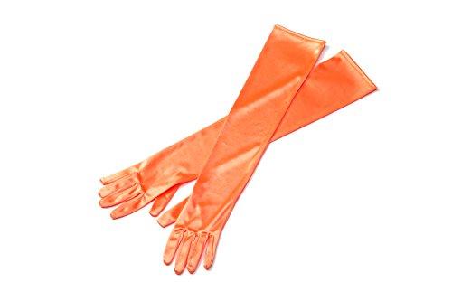 Utopiat Damen Handschuh-Set Grün grün One size (1920er Jahren Damen-schuhe)