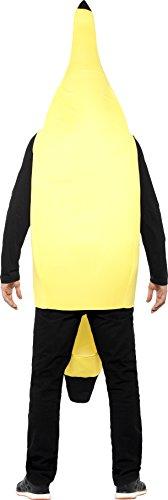 Imagen de smiffy's  disfraz de plátano para hombre, talla única sm30468  alternativa