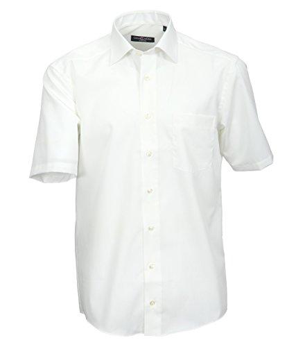 CASAMODA Herren Freizeithemd 008070 Elfenbein
