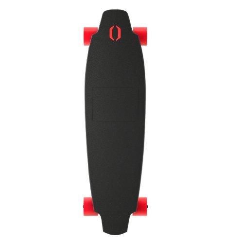 Inboard M1 Longboard Électrique Mixte Adulte, Noir