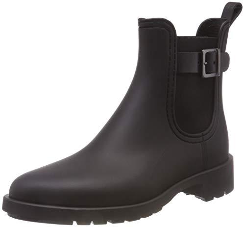 Marc O\'Polo Damen Rubber Boot Gummistiefel, Schwarz (Black 990), 39 EU