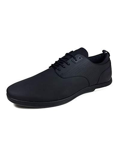 Zara Homme Chaussures de Sport Noir Mat 2501/002 (41 EU)