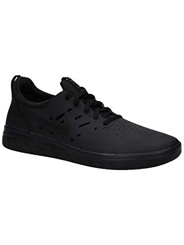 Nike Unisex-Erwachsene Sb Nyjah Free Skateboardschuhe, Schwarz Black 003, 44 EU