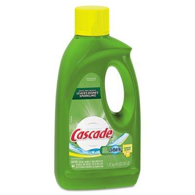 cascade-automatic-dishwashing-gel-w-bleach-lemon-scent-45-oz-bottle