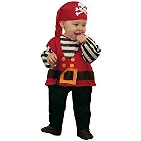 Kostüm Baby Pirat ca. 74/80 6 - 12 Monate [143]