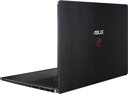 Asus G501JW CN030T 396 cm 156 Zoll Notebook Intel major i7 4720HQ 16GB RAM 128GB SSD NVIDIA GF 960M 4GB Win 10 family home schwarz Notebooks