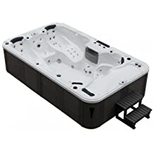 plastica Spessa Bagno Secchio Edge to Vasca Adulto Vasca idromassaggio Gonfiabile Pieghevole Secchio Dimensioni : 65 * 70cm