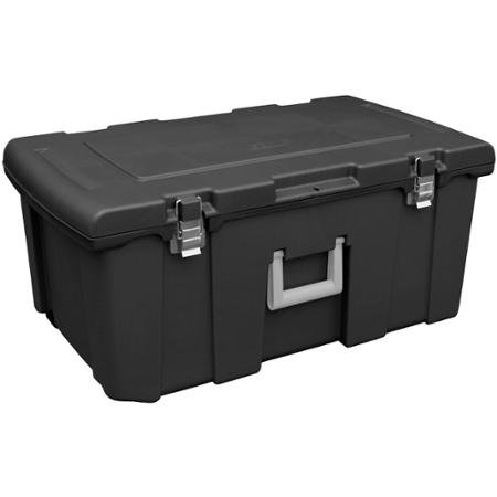 sterilite-footlocker-with-ergonomic-handle-and-smooth-rolling-wheels-black-by-sterilite