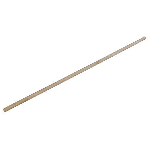 BULTO Besenstiel aus Holz - Länge 1.220 mm, Durchmesser: 24 mm