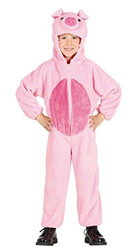 Disfraz de Cerdito rosa para niños