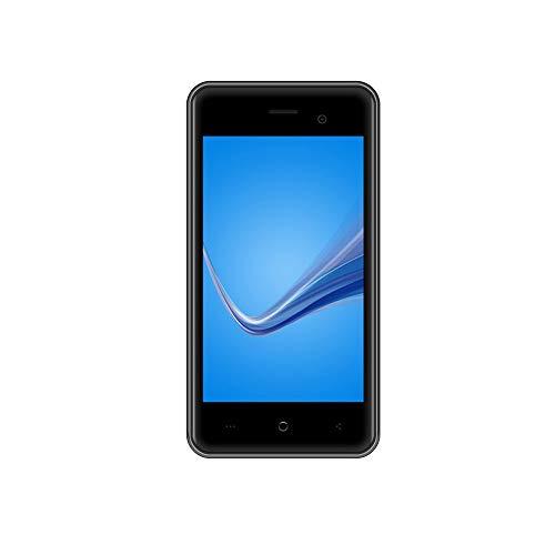 Fulltime E-Gadget Smartphone, 4-Zoll Telefonkamera Quad-Core RAM1 GB+ Rom 8 GB FM Dual SIM-Karte großer Lautsprecher 1800 mAh Batterie Handy (Schwarz)