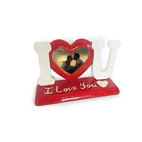 Dor san valentino portafoto i love you dimensioni 15x19 cm idea regalo amore