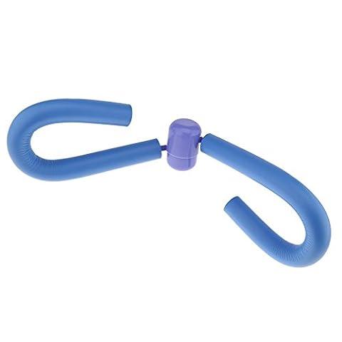 Appareil Cuisse Gym Équipement sportif Multi-fonctionnelle Bleu Exerciser jambe bras cuisse