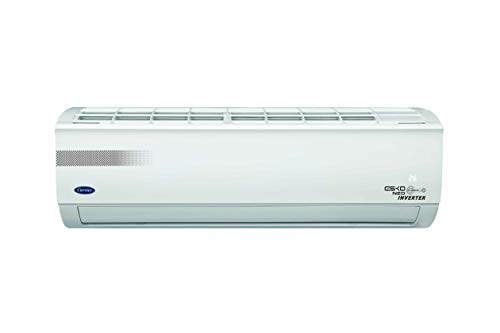 Carrier 1.5 Ton 5 Star Inverter Split AC (Copper, ESKO NEO HYBRIDJET INV R32,CAI18EK5R39F0, White)