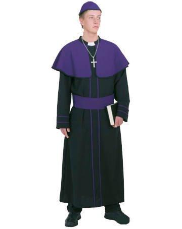 PARTY DISCOUNT ® Herren-Kostüm \'Kardinal\', Gr. 58 / 60