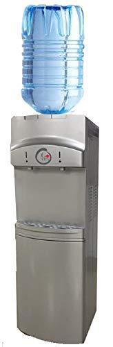 Govita dispenser acqua distributore d acqua a colonnina refrigerante a boccioni erogatore da uffico colore silver