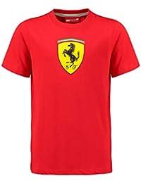 Ferrari Scuderia 2018 - Camiseta clásica para niños 042e0e1ebe5