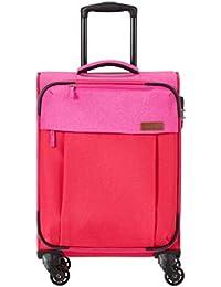 Travelite Leichtes, flexibles und lässiges Weichgepäck – Trolley, Rucksäcke, Reisetaschen im Surferlook Koffer-Set