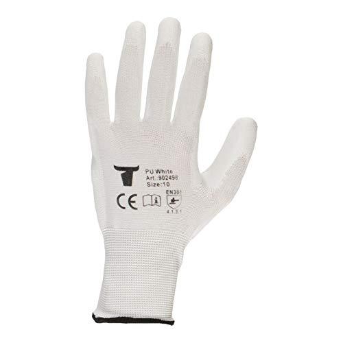 9 Spezieller Kauf Arbeitshandschuhe Hase Padua Black Montage 1 Paar Nylon Schutzhandschuhe Gr Handschuhe