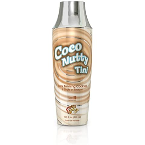 Fiesta Sun Coco Nutty Tini Dark Tanning Cocktail 12.5 Oz.