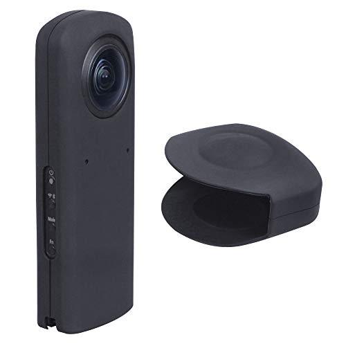 HOLACA Schutzhülle aus Silikon für Ricoh Theta Z1 Action-Kamera, weich, leicht, zuverlässig, zum Schutz von Ricoh Theta Z1