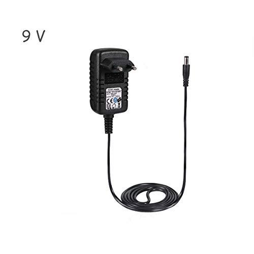 kacai Netzteil AC Adapter 9V 1000mA Ladegerät für VTech Produkte Ladekabel Netzadapter mit Netzanschluss -