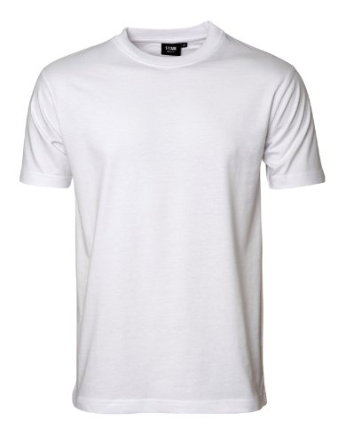 ID Herren T-Shirt (M, Weiss)