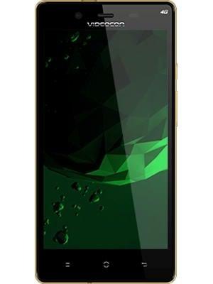 Videocon Krypton V50FA 4G Android Smartphone - Black image
