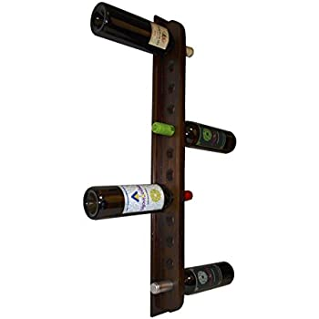 weinregalo eiche das design wand weinregal flaschenregal aus holz weinregale. Black Bedroom Furniture Sets. Home Design Ideas