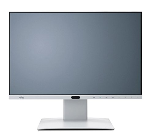FUJITSU DISPLAY P24-8 WE Pro 60,96cm 24Zoll white 1920x1200 1x DVI 1xHDMI 1xDP 1000:1 300 cd/m2 5ms 2x 1,5W Pivot