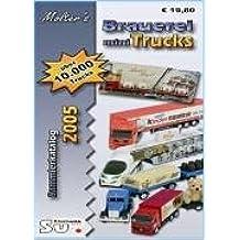 Molter's Brauerei MiniTruck-Katalog 2005