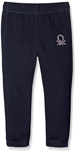 benetton-3ue2i0485-pantaloni-sportivi-bambino-blu-blue-navy-18-24-mesi-taglia-produttore-2y