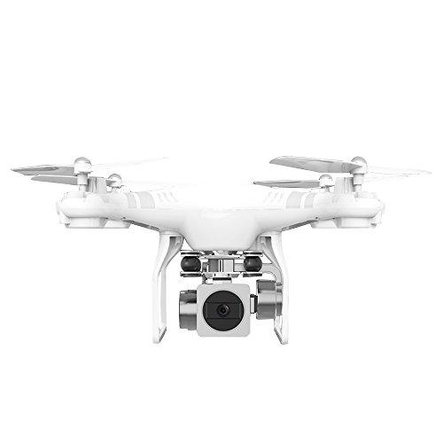 Cewaal NEUE SH5 Wifi FPV Drohne mit 1080 P 120 ° Weitwinkel HD Kamera Live-Video RC Quadcopter Mit Handyhalter, Bürsten Motoren (Drohnen Mit Video-kamera Und Gps)